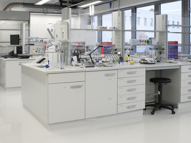 R-Biopharm Darmstadt, Pharmazeutische Industrie